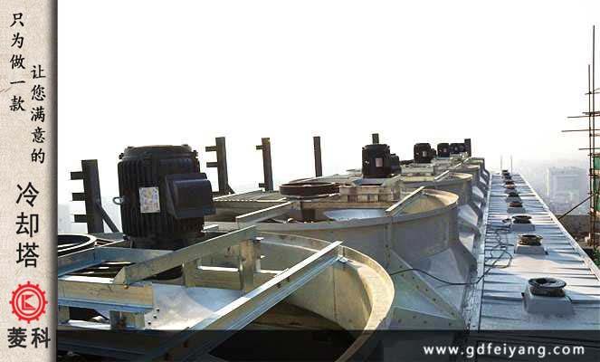 方型冷却塔的结构特点及优势