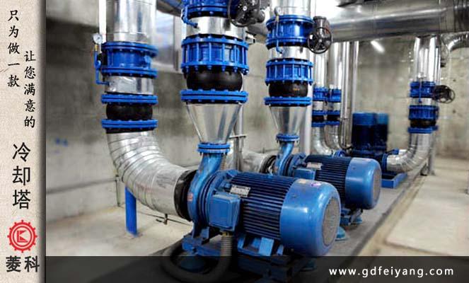 冷却塔水泵扬程_而水泵安装高度应该是允许吸上真空高度扣除了吸水管道损失扬程以后