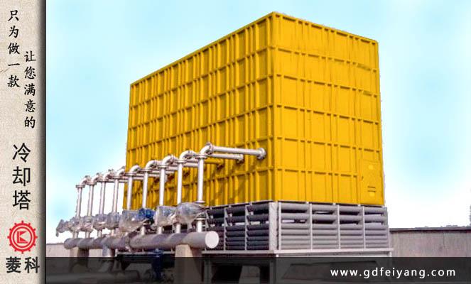 厂家供应环保节能无风机冷却塔