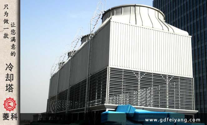 冷却塔噪声源的分析及治理方法