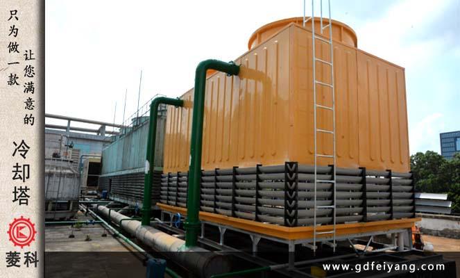 飞扬实业专注水轮机冷却塔改造