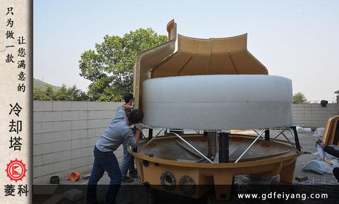 菱科圆形冷却塔安装及使用说明