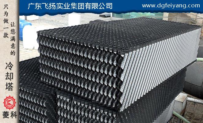 冷却塔产品结构特点说明
