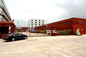 广zhoushi振裕漂染有xian公司1600吨方形逆流冷却塔案例