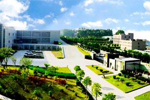清远shiyin盏嘉福gong业园2800吨超静音冷却塔案例